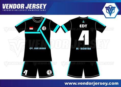 Kaos Futsal Desain Sendiri pembuatan jersey futsal printing bahan fit hexagonal