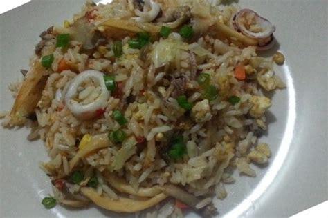 resepi membuat nasi goreng kung resepi nasi goreng cendawan