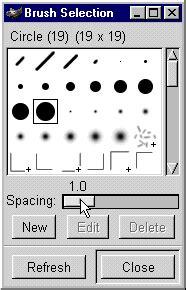 smudge tutorial gimp gimp w praktyce smudge narzędzie do rozmazywania