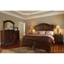 bedroom furniture sets king carolina preserves 6 piece cal king bedroom set