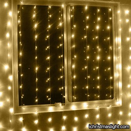 led curtain lights ichristmaslight