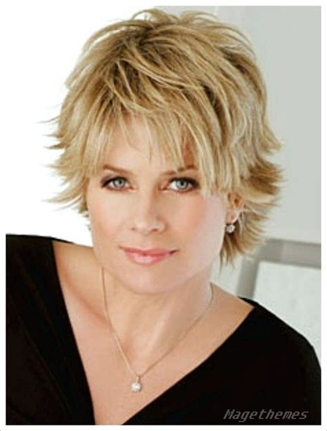 large faced women over 50 haircuts short haircuts for round faces over 50 short haircuts