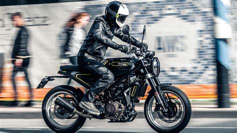 Husqvarna Motorrad Produktion by 2018 Husqvarna Svartpilen 401 Production Pics 7