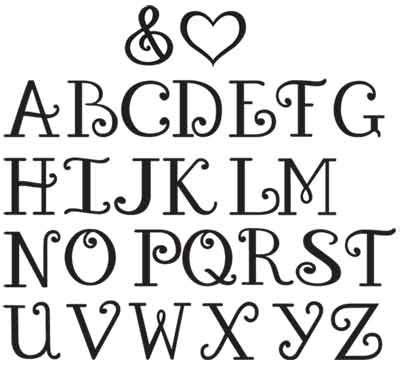 printable font catalog fun printable alphabet letters use some of these amazing