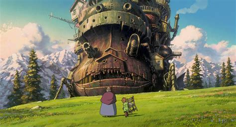 ghibli film theories eleven of the best and worst forms of transport in ghibli