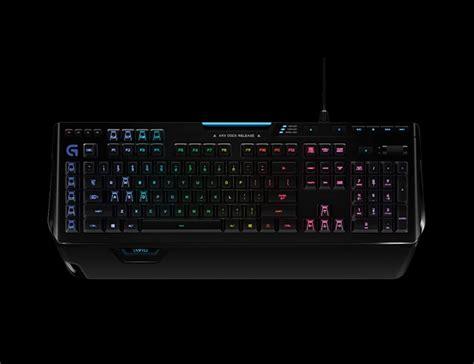 Logitech G910 Spectrum logitech g910 spectrum gaming keyboard opens for pre