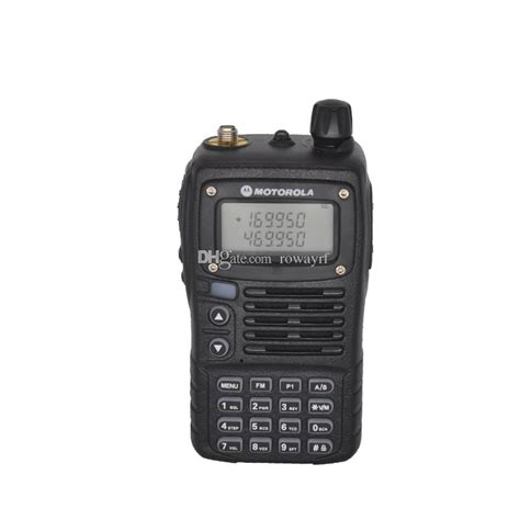 Ht Motorola Smp 818 Vhf Single Band rowayrf smp clarigo motorola 818 walkie talkie vhf uhf