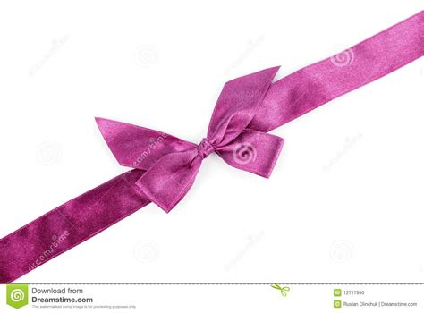purple holiday ribbon stock photo image 12717990