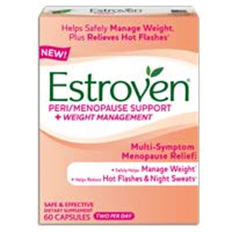 weight management estroven reviews menopause reviews