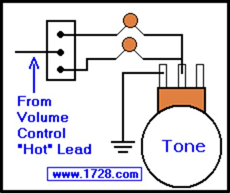 capacitor values for humbuckers guitar wiring site iii