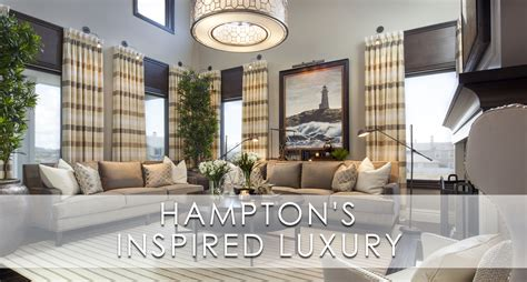 Interior Design For Living Room Hamptons Inspired Luxury Home Living Room Robeson Design
