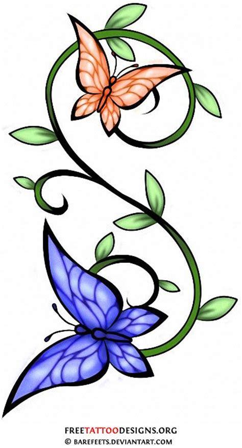 tribal vine tattoo best 25 tribal butterfly ideas on tribal