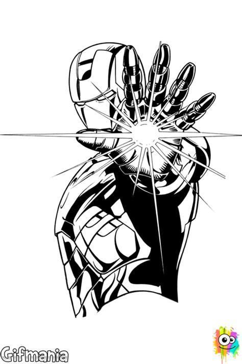 imagenes de iron man blanco y negro iron man 3 dibujos para colorear pinterest iron man
