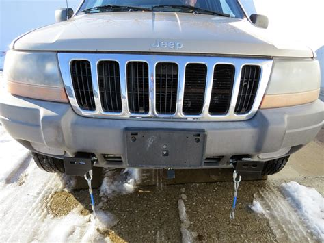 trailermate tow bar wiring for jeep grand 2004