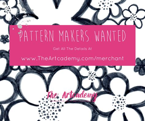 pattern maker wanted indie crafts cool and hipster handmade movement