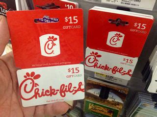 Does Chick Fil A Have Gift Cards - why you should never prepay for any product or service psychology today