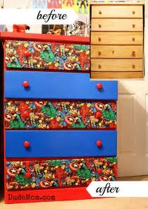 Boys Bedroom Fabric by Boys Room Ideas Diy Dresser Makeover Dresser