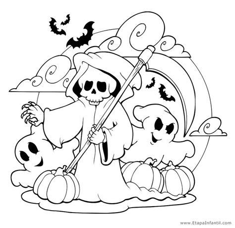imagenes halloween esqueletos dibujos de esqueletos y fantasmas para imprimir y colorear