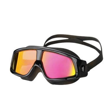 Kacamata Renang Pria jual lasona vortex irridium kc vor i black kacamata renang harga kualitas terjamin