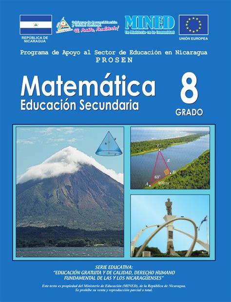 imagenes libro matematicas libro de matematicas 8vo grado