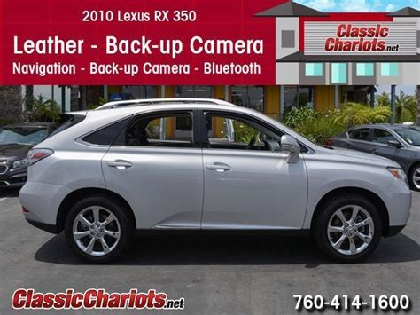 used lexus near me used car near me 2010 lexus rx 350 with leather back up