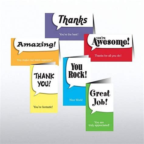 Employee Appreciation Cards Templates by Pocket Praise Positive Praise At Baudville