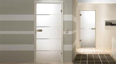 Modern interior glass doors metal doors