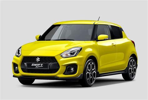 Suzuki Shift 2018 Suzuki Sport Revealed Via Leaked Image