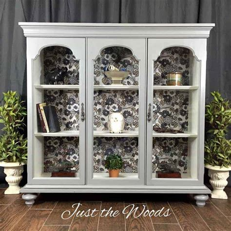 modern curio cabinet ideas modern chic curio cabinet just add by just the woods