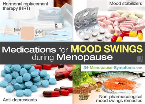 treatment for mood swings medication for mood swings during menopause