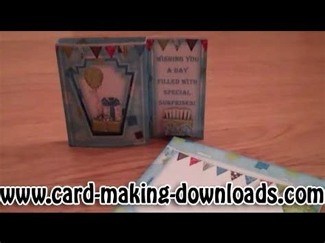 how to make an aperture card how to make an aperture card envelope by www card