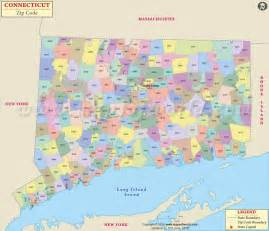 fairfield ct zip code map zip code map