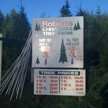 roberts christmas tree farm 20 reviews christmas trees