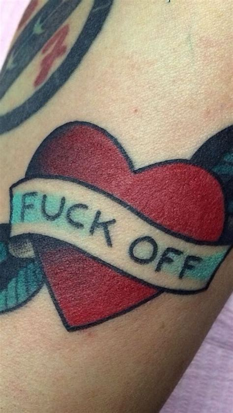 fuck tattoo alex strangler quot quot in american traditional