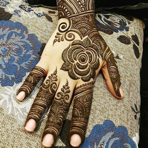 stylish designs 20 stylish mehndi designs for durga puja navratri