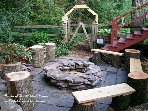 diy elevated pit 20 cool diy pit ideas