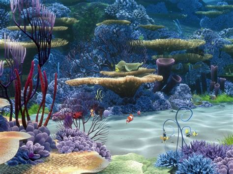 Coral Reef Home Decor by Amanda Bynes Under Water Wallpaper