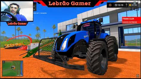T 8 Ls by New T8 Brasil V3 6 Ls 17 Farming Simulator 2017