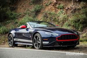 Aston Martin Vantage Roadster Review Aston Martin S V8 Vantage Gt Roadster Review A Barbarian