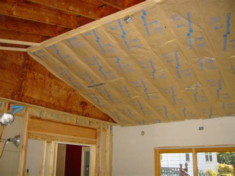 How To Install Insulation In Ceiling by Home Renovation Ceiling Insulation 171 Nyrage
