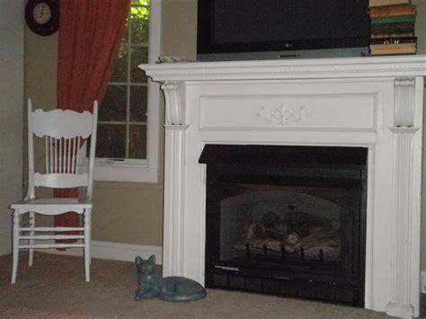 wood fireplace mantels menards plain design menards