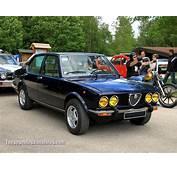 Alfa Romeo Alfetta  Tous Les Messages Sur