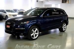 Audi Q7 2008 S Line Ideal Cars Used 2008 Audi Q7 3 6 S Line For Sale In