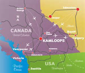 maps kamloops bc canada map of canada kamloops derietlandenexposities