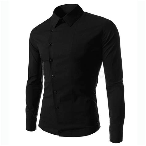 Sleeve Side Button Shirt korean style s side button shirt casual s