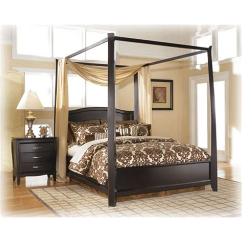 ashley canopy bed mesmerizing canopy poster ashley furniture be 368 best