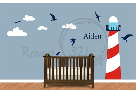 nautical themed home decor nautical wall decor baby nursery thenurseries