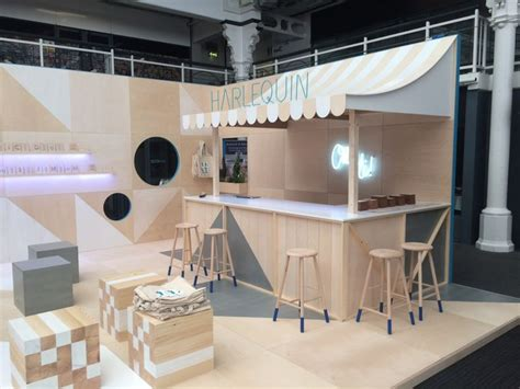 woodworking exhibition the harlequin design stand at the vm display show 2015