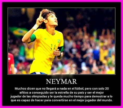 imagenes motivadoras de futbol con frases imagenes de neymar con frases de futbol imagenes de
