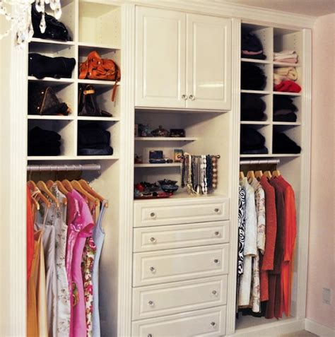 Small Closet Drawers by How A Smaller Closet Can Help You Save Money